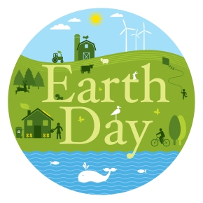 Celebrate Earth Day, today and everyday